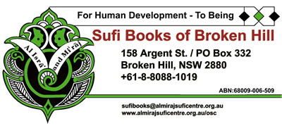 Sufi Books Of Broken Hill
